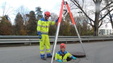 Gesucht: Technischer Mitarbeiter/Klärwärter (w/m)