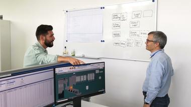 Gesucht: Junior-Projektleiter Operations Technology (w/m)