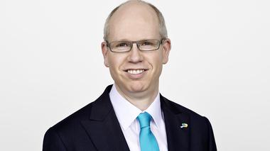 Patrik Feusi neuer Geschäftsführer