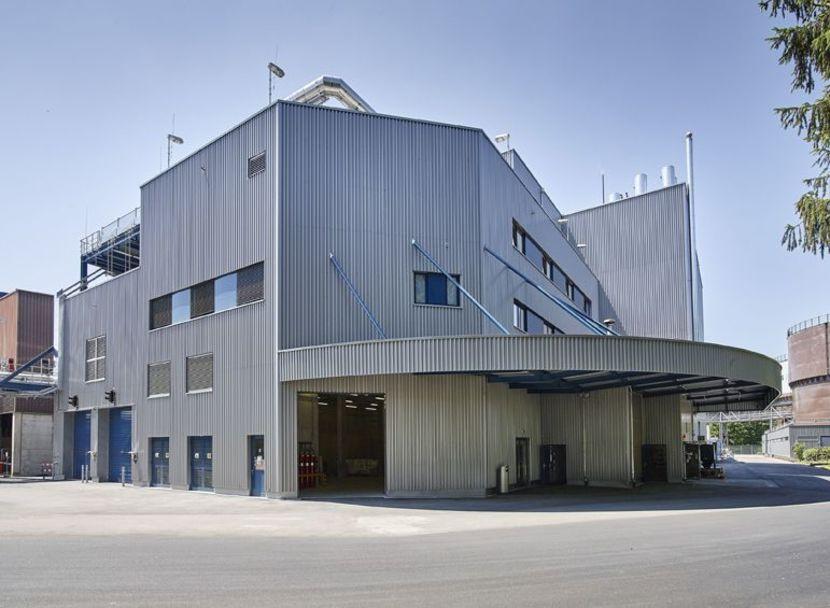 Klärschlammverwertung von ERZ Entsorgung + Recycling Zürich